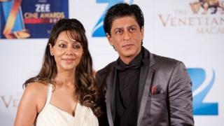 شاہ رخ اور گوری خان