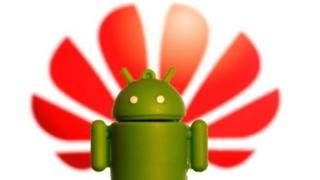 Ụlọọrụ Google (Android) na Huawei