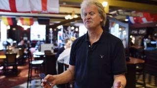 Tim Martin, founder of JD Wetherspoon