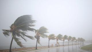 Ураган на Кубе