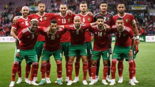 Coupe du monde 2018, Maroc, Iran, Russie