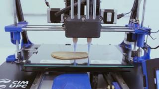 Empresa em Barcelona 'imprime' carne feita à base de vegetais