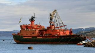 Rusya'da Kuzey Kutbu'nda doğalgaz çalışması yapacak