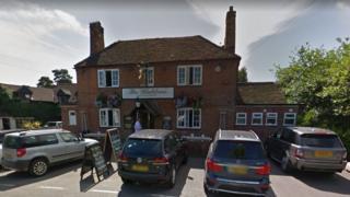 The Bladebone pub