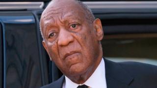 Bill Cosby arrive le 6 mars dernier au tribunal de Montgomery en Pennsylbanie.