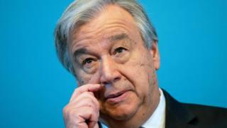 グテーレス氏は、実行可能な代案ナシにイラン核合意を廃棄することはできないと警告した