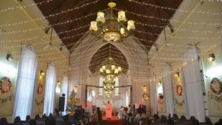Church in India