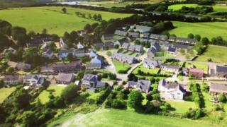 Plans for an eco-village in Pembrokeshire have been given green light