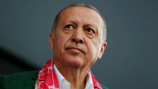 अर्दोआन, तुर्की