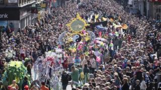 Byres Road Street Parade