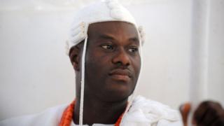Ọọni ti Ile Ifẹ, Ọba Adeyẹye Ẹnitan Ogunwusi