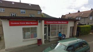 Caddon Court Mini Market