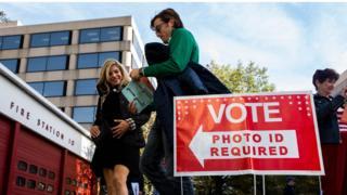 Polling place Arlington, Virginia
