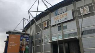 Uwanja wa Hull City nchini Uingereza