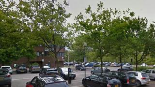 Police HQ in Milton Keynes