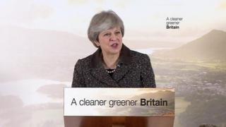 Britaish PM Theresa May