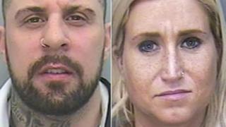 34 yaşındaki Sarah Gotham ve 36 yaşındaki Craig Forbes,
