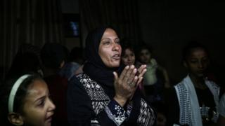 У вівторок родичі ховали загиблих напередодні у сутичках у секторі Газа