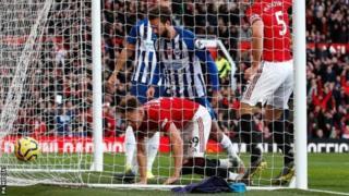 Man Utd vs Brighton