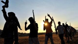 Өздөрүн «Ислам мамлекети» деп атаган экстремисттик топ