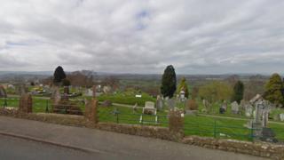 Ilminster cemetery