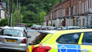 Hatfield Street stabbing
