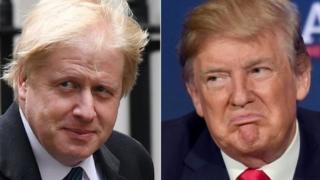 Ngoại trưởng Anh Boris Johnson đến Washington để thuyết phục Tổng thống Donald Trump duy trì thỏa thuận Iran