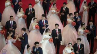 Çin düğün