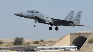 جنگندههای عربستانی از زمان آتش بس حدیده به حملات هوایی به صنعا پایان داده بودند