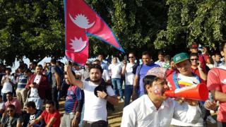 नेपाली क्रिकेट दर्शक