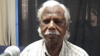 জাফরুল্লাহ চৌধুরী।