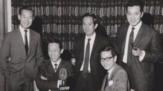 Ban Việt ngữ BBC thành lập năm 1952