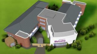 New site in Woking