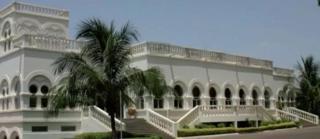 Le palais présidentiel de Koulouba