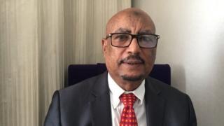 Faysal Cali Waraabe, guddoomiyaha xisbiga UCID