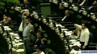 مصوبه ضد آمریکایی در مجلس ایران