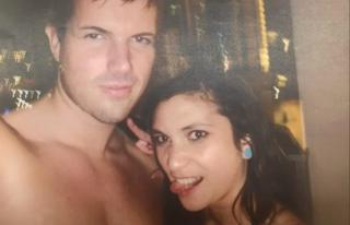 Warriena Wright and Gable Tostee