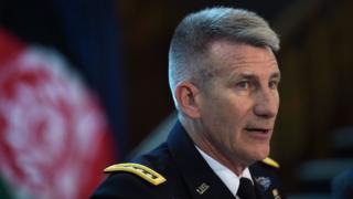 আফগানিস্তানে মার্কিন ও নেটো বাহিনীর কমান্ডার জেনারেল জন নিকলসন