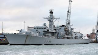 HMS Richmond