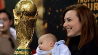 월드컵 우승 트로피