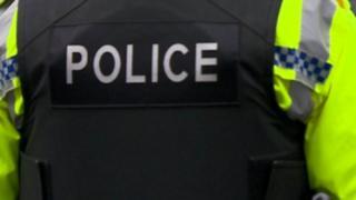 A police vest
