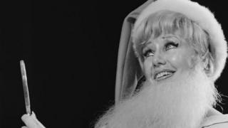Санта-жінка