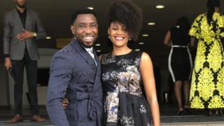 Timi and Busola Dakolo