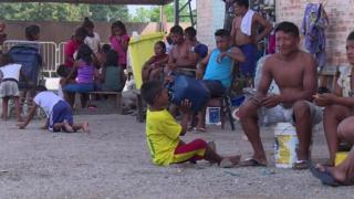 آغاز سختگیری همسایگان ونزوئلا بر مهاجران