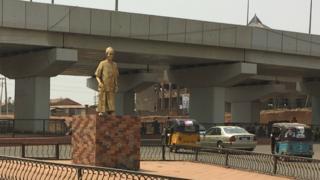 Spera-In-Deo Roundabout dị n'Abakaliki, Ebonyi