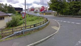 Haas Road in Dungiven