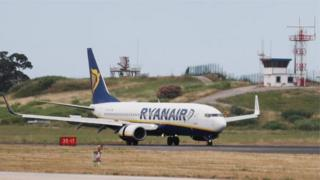 More flights have been cancelled due to an escalating Ryanair dispute