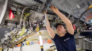 Airbus's Filton site