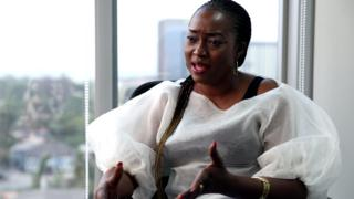 Tinu Lawal, Breast Cancer survivor and advocate for cancer awareness