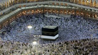 Arab Saudi, Mekah, Haji